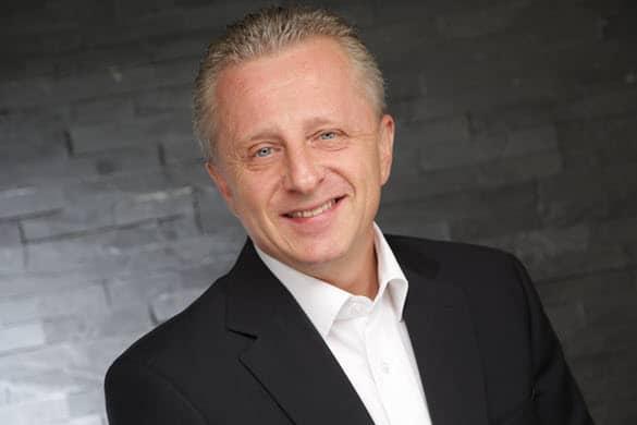 Das Bild zeigt den Inhaber Rolf-Peter Koch